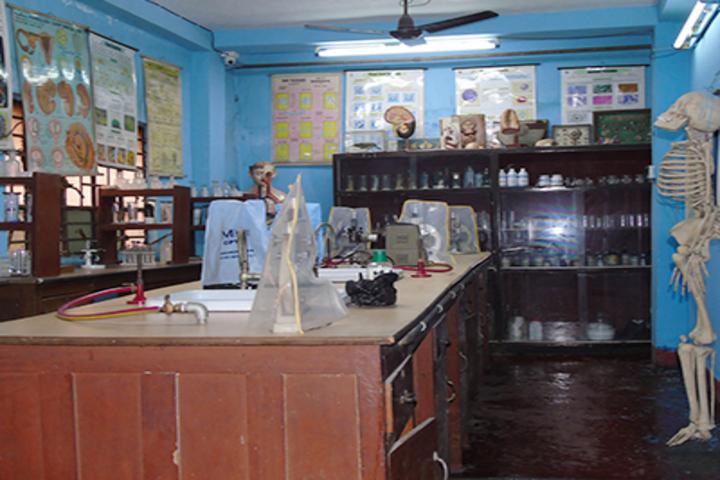 St Joseph Day School-Biology Lab