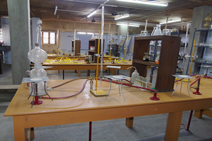 St Joseph Day School-Chemistry Lab