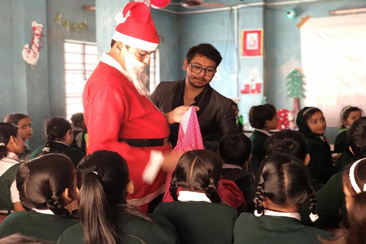 St Joseph Day School-Christmas Celebrations