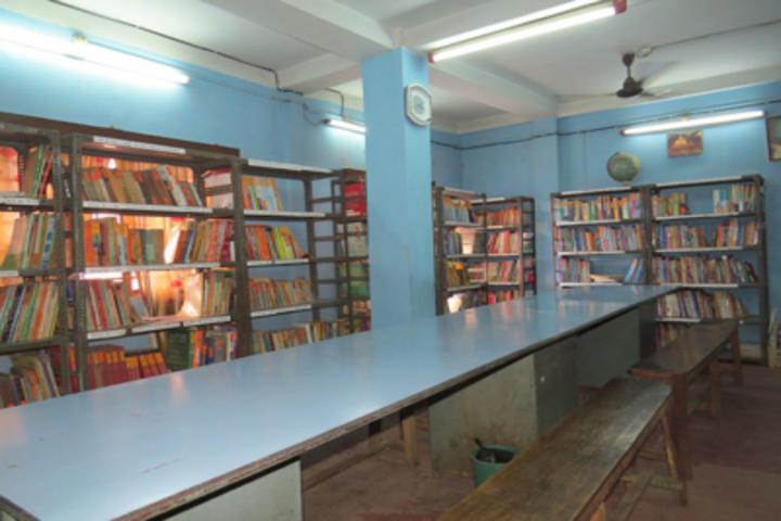 St Joseph Day School-Library