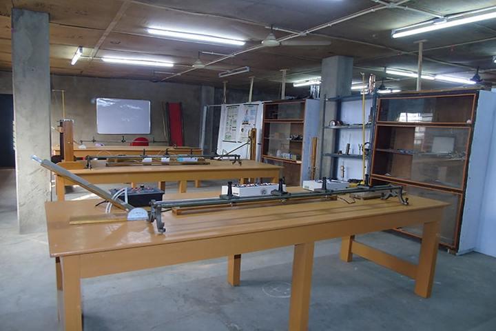 St Joseph Day School-Physics Lab