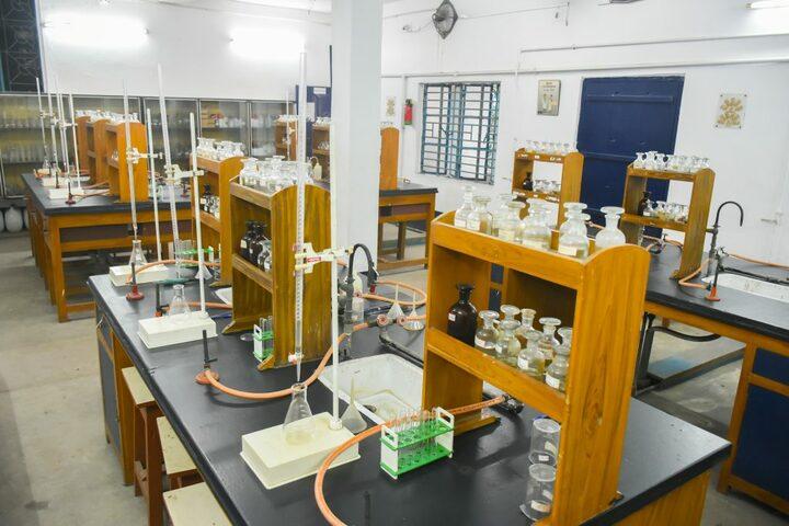 Assembly Of Christ School-Chemistry Lab