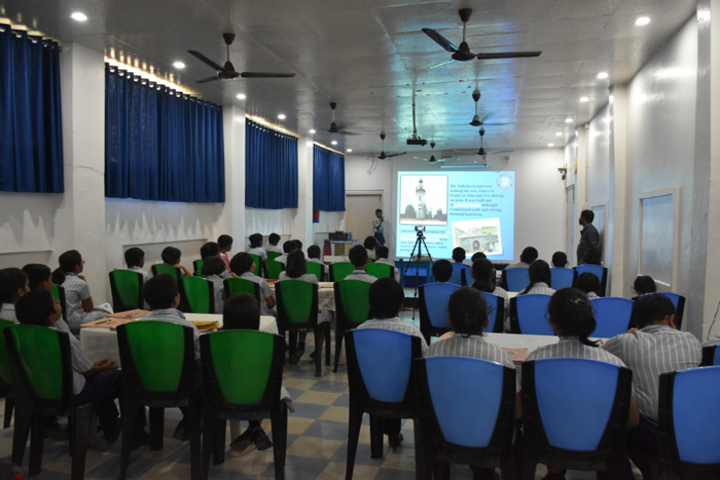 Assembly Of Christ School-Smart Class