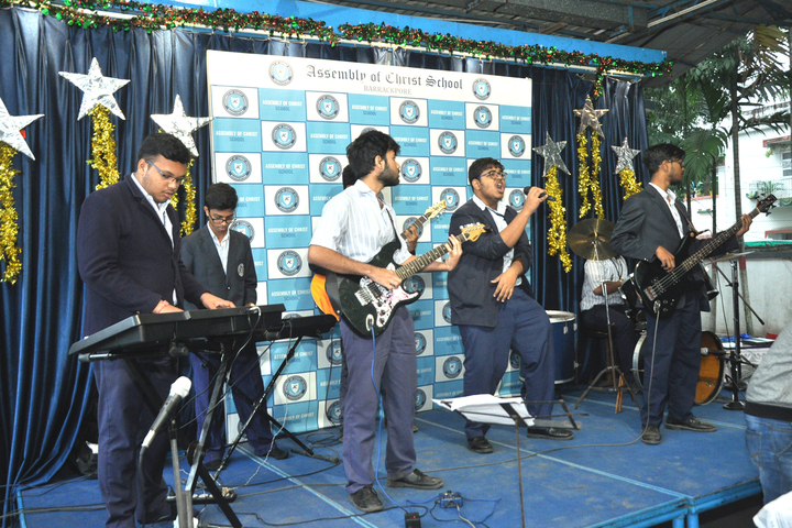 Assembly Of Christ School-Music