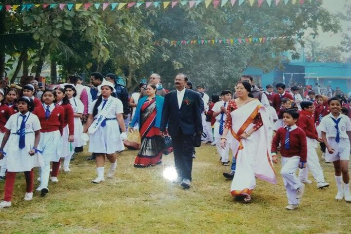 Shatavisha Public School-Annual Sports Meet