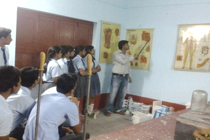 Shatavisha Public School-Biology Lab