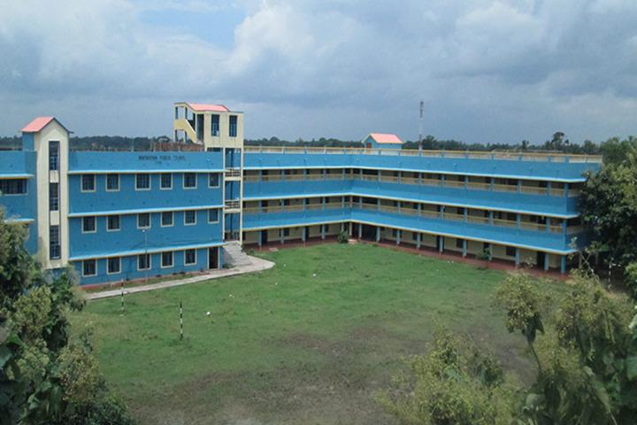 Shatavisha Public School-Campus