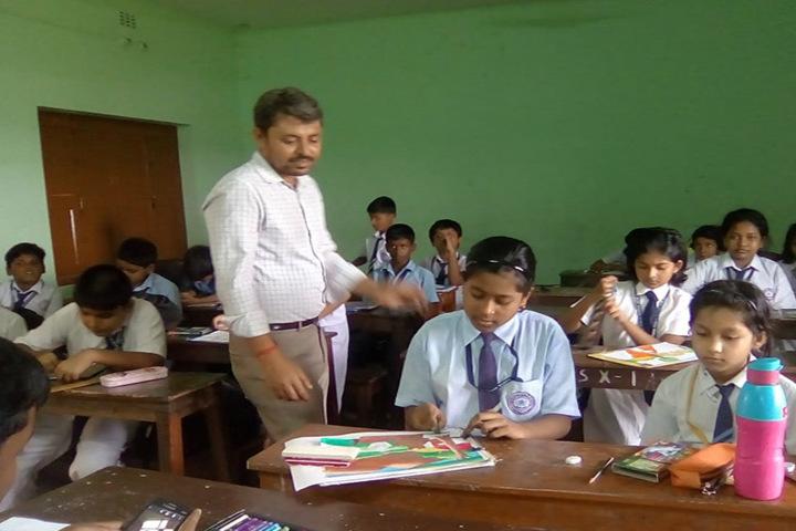Shatavisha Public School-Classroom
