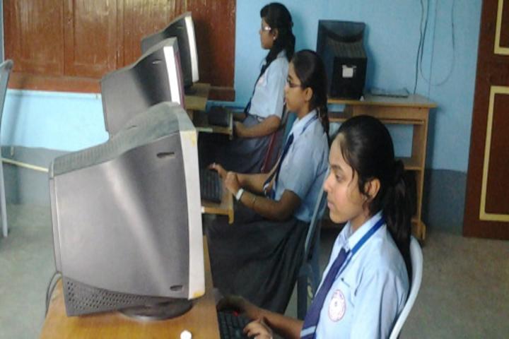 Shatavisha Public School-Computer Lab