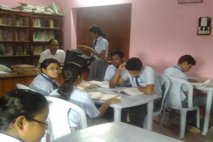 Shatavisha Public School-Library