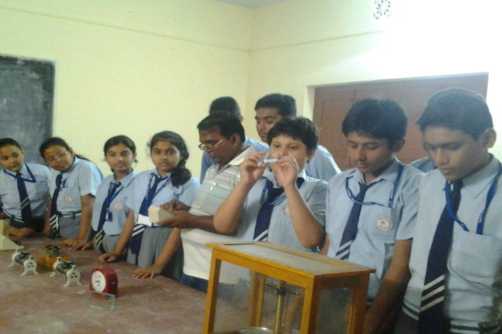 Shatavisha Public School-Physics Lab
