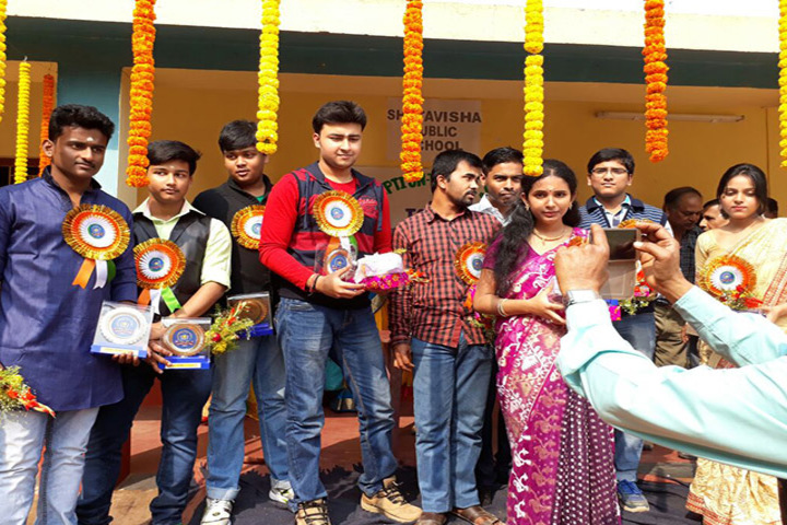 Shatavisha Public School-Prize Ceremony
