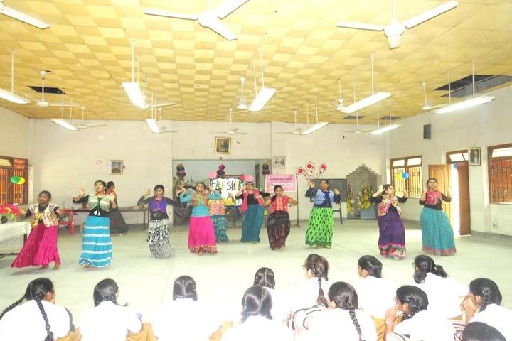 Maharishi Vidya Mandir-Freshres Party