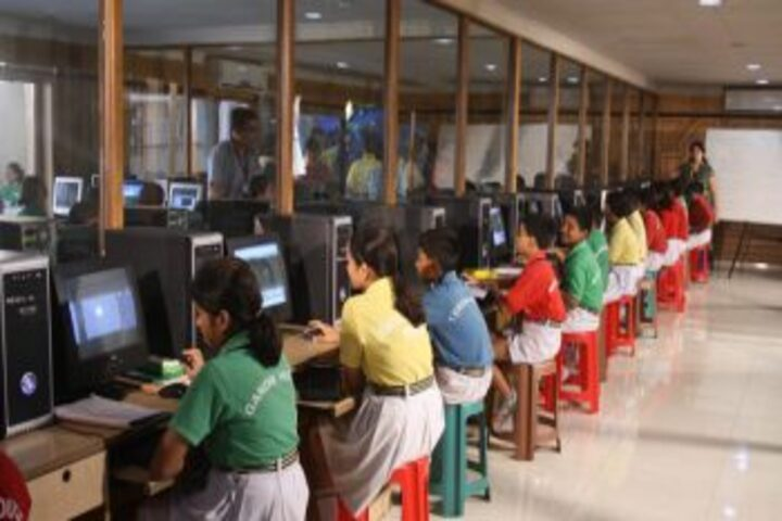 Adamas International School-Computer Lab