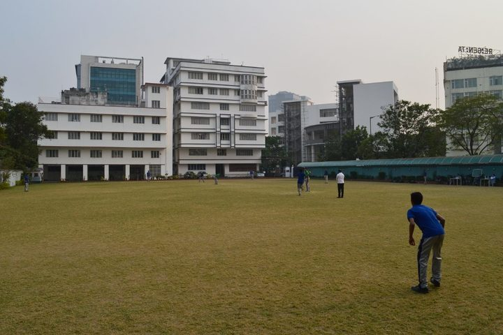 Garden High School-Playground