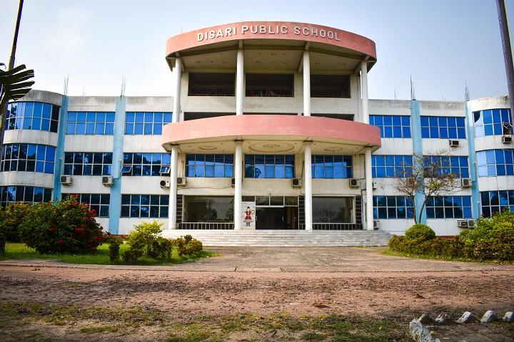 Disari Public School-Campus