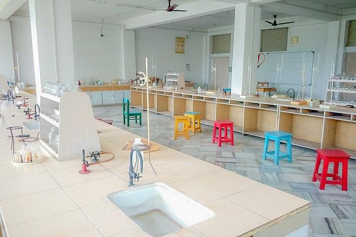 Disari Public School-Chemistry Lab