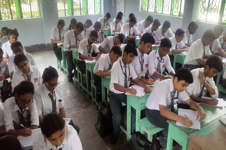Assembly Of Angels Secondary School-Classroom