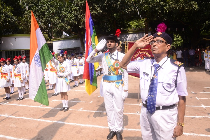 Assembly Of Angels Secondary School-Independences day Celebration