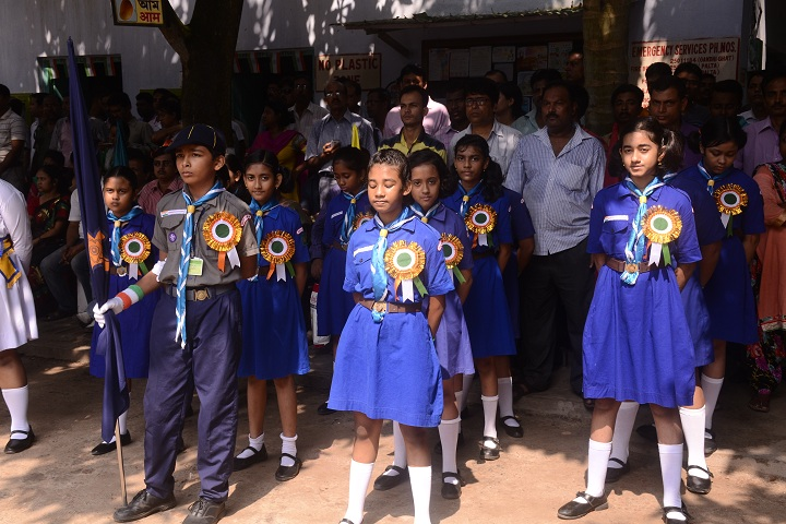 Assembly Of Angels Secondary School-NCC