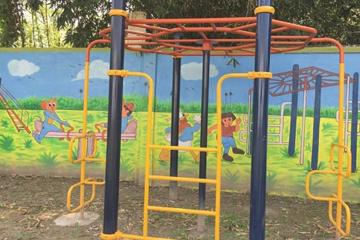 Assembly Of Angels Secondary School-Play Area