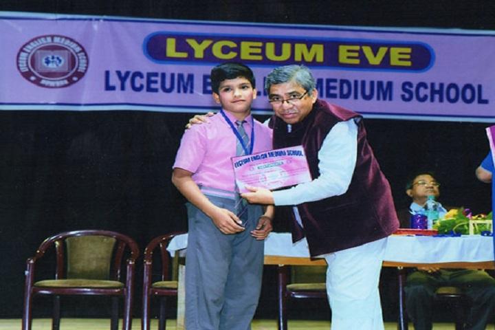 Lyceum English Medium School-Annual Day