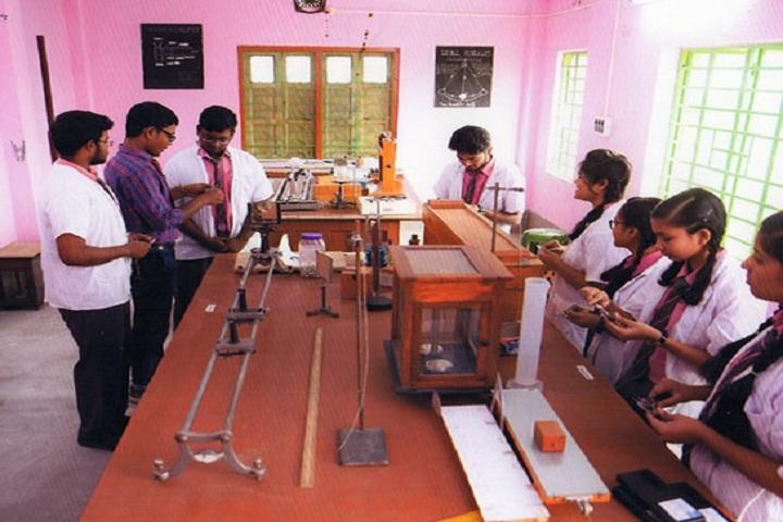 Lyceum English Medium School-Physics lab