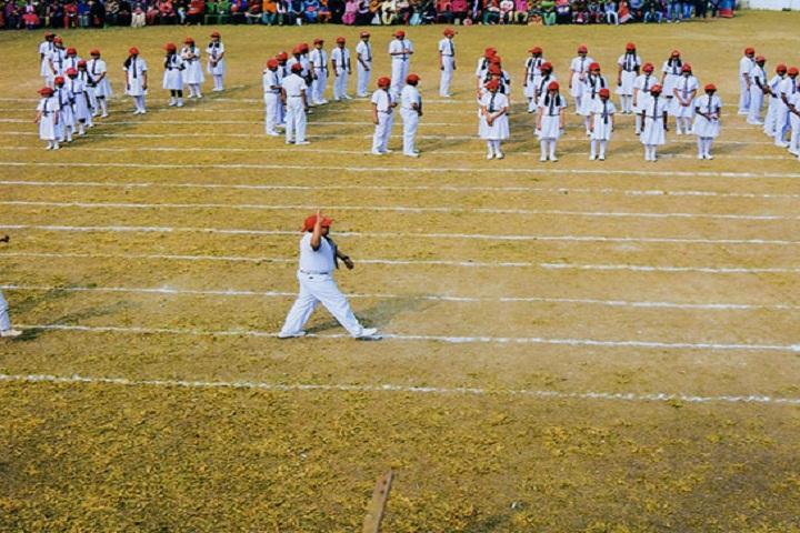 Lyceum English Medium School-Sports day