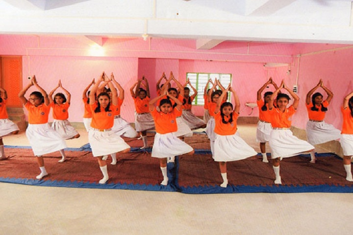 Lyceum English Medium School-Yoga