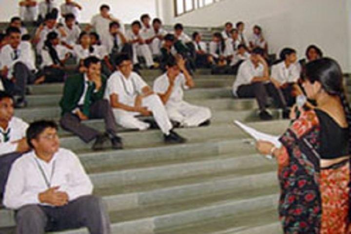 Delhi Public School Newtown-Quiz competitions
