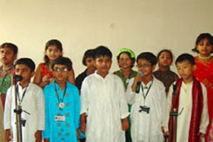 Delhi Public School Newtown-Singing