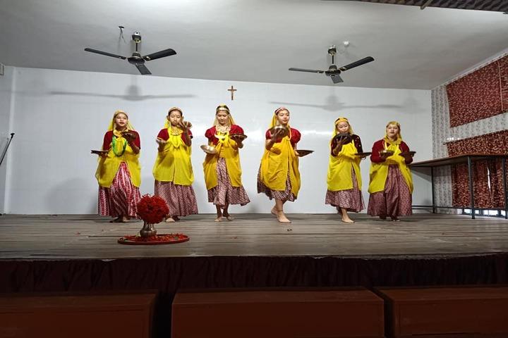 Alphonsa School-Dance
