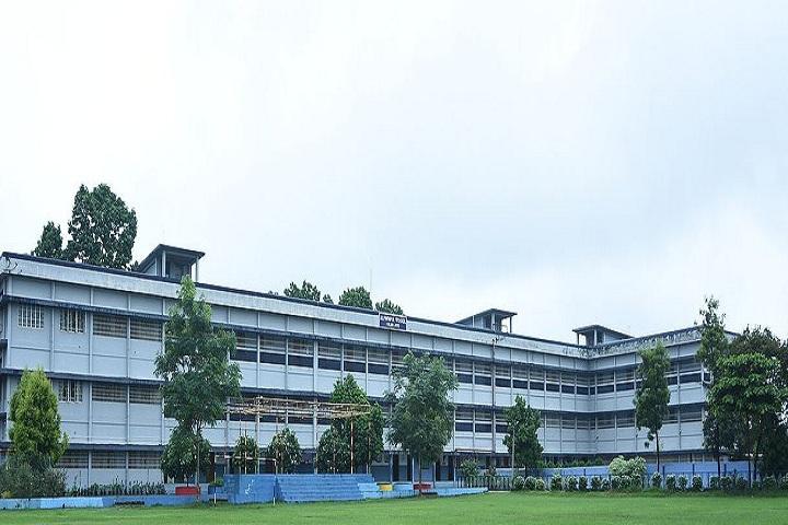 Alphonsa School-Campus View