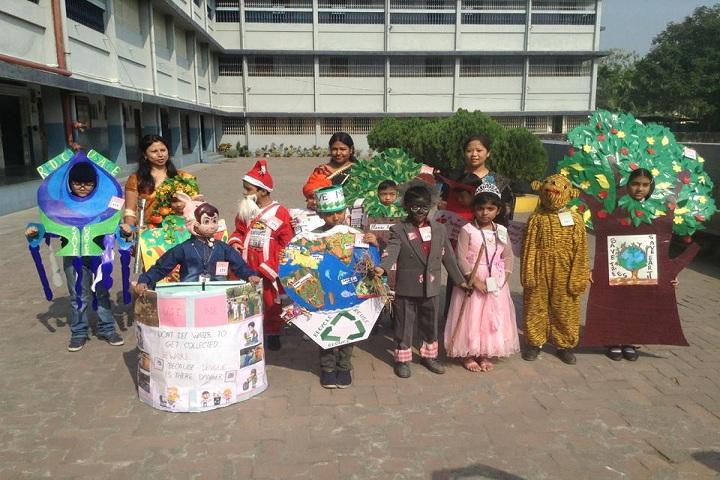 Alphonsa School-Christmas Celebrations