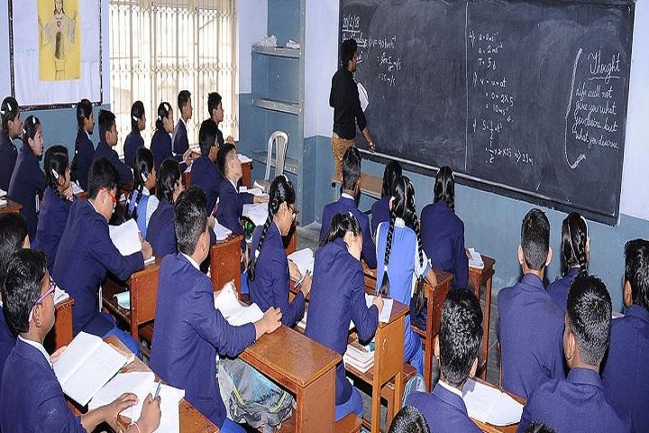 Alphonsa School-Classroom