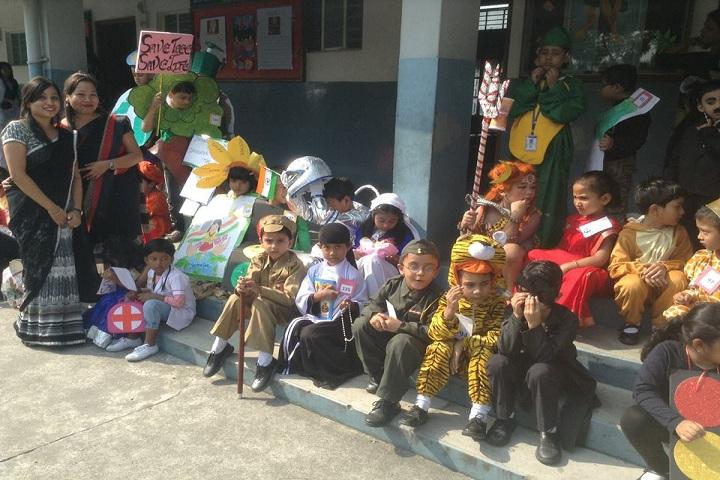 Alphonsa School-Fancy Dress Competition