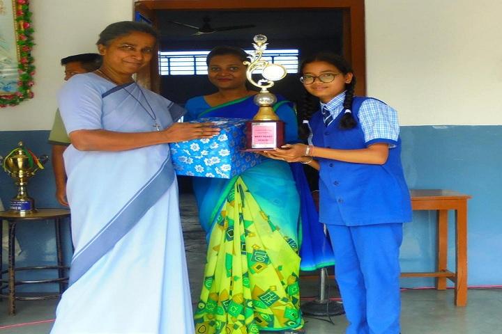 Alphonsa School-Achievement