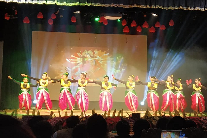 Abbot Shishu Hall-Festival celebrations