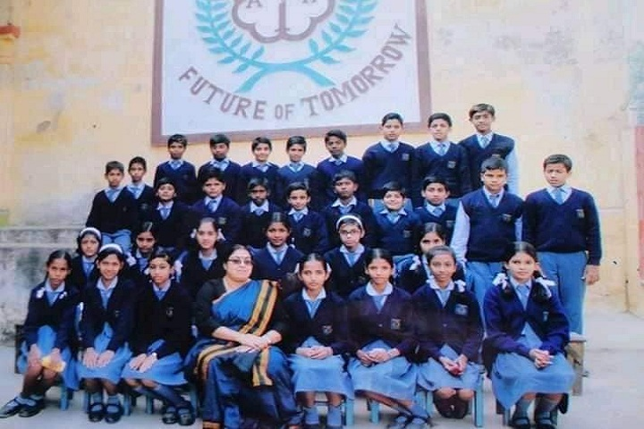 Abbot Shishu Hall-Group photos