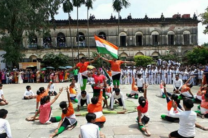 Abbot Shishu Hall-Independences day celebrations