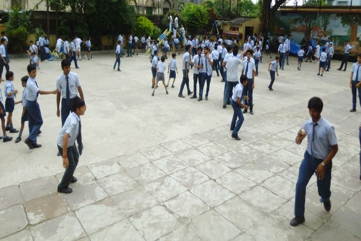 Abbot Shishu Hall-Playground