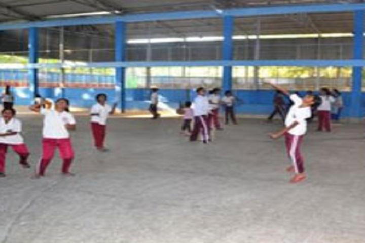 El Bethel School-Games