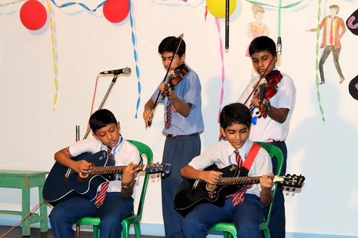 El Bethel School-Music class