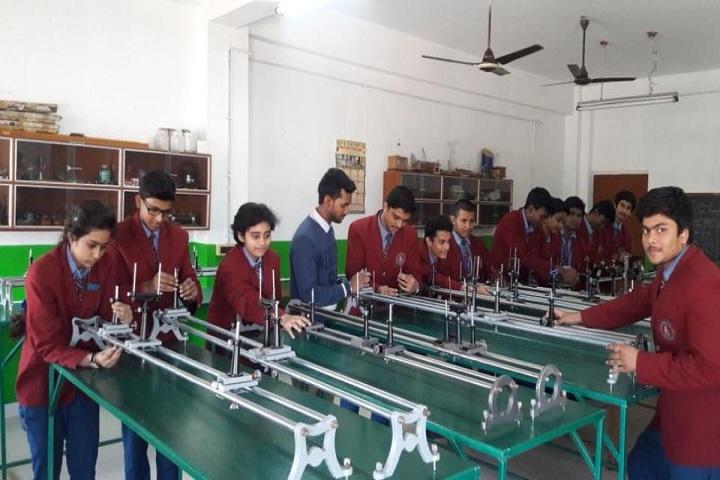 El Bethel School-Physics lab