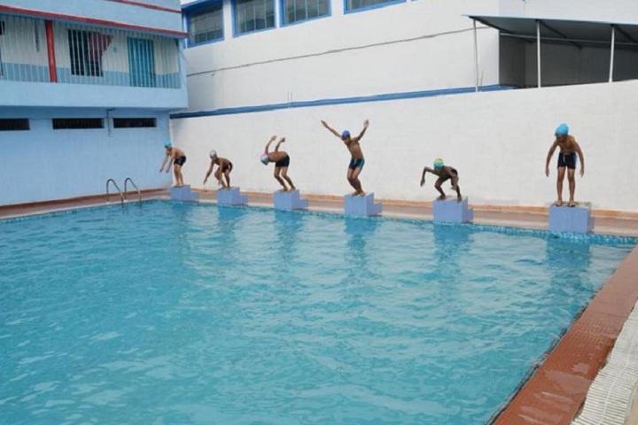 El Bethel School-Swimming pool