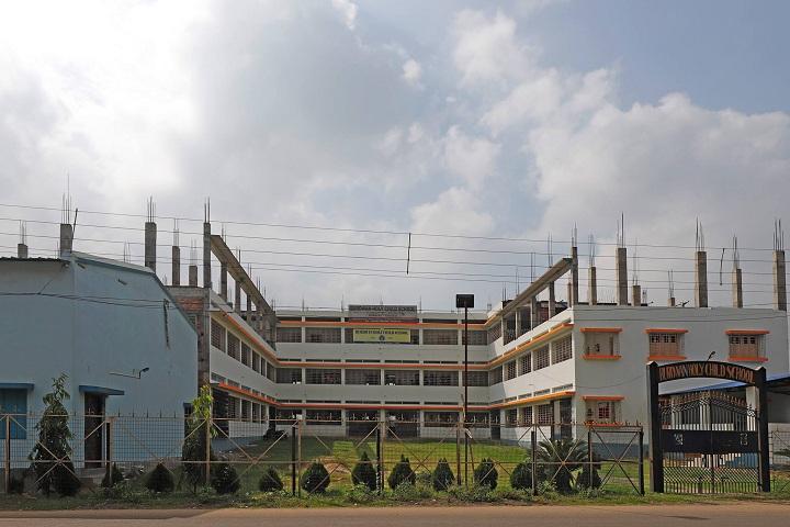 Burdwan Holy Child School-Campus