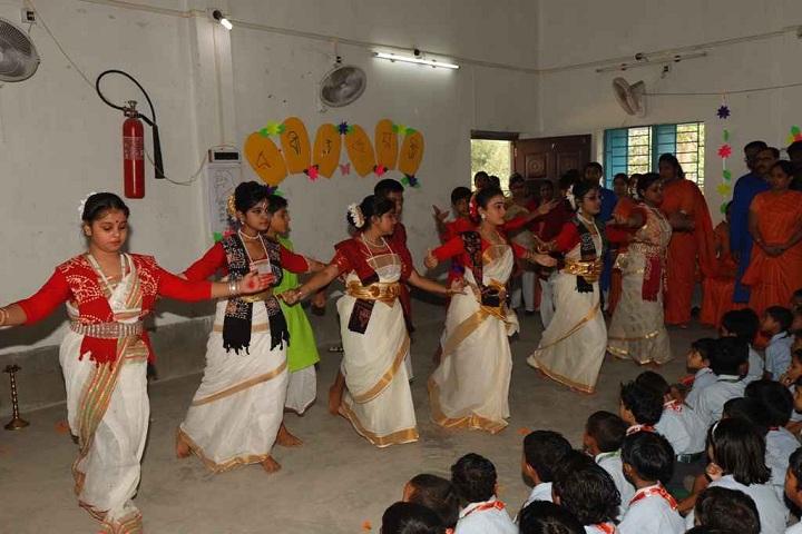 Burdwan Holy Child School-Childrens day celebrations