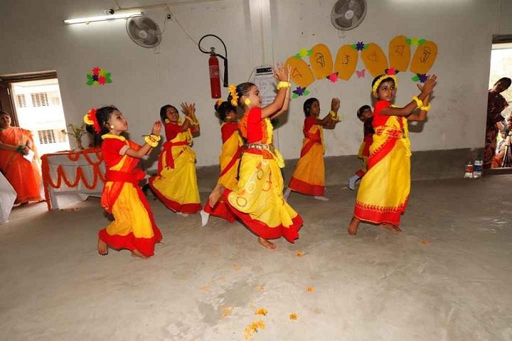 Burdwan Holy Child School-Dances