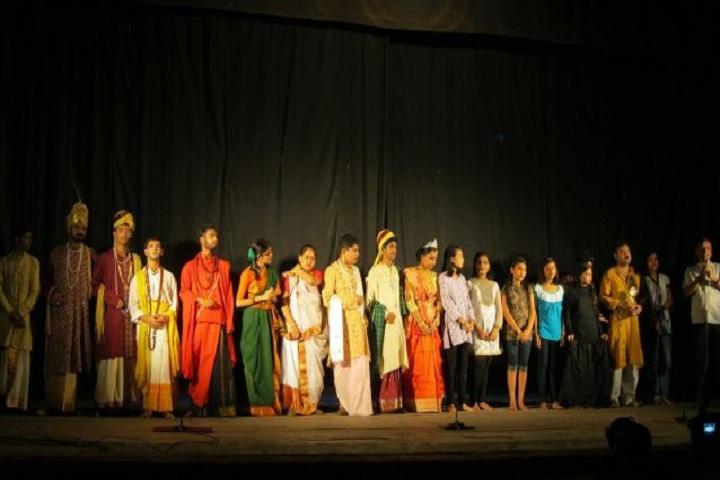 Saint Pauls School-Fancy Dress Competitions
