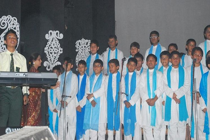Saint Pauls School-Group Singing Competition